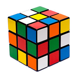 Rubik's Cube by Lars Karlsson
