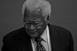 Rev. James Lawson by Laura Garcia